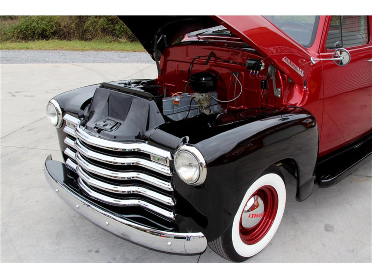 Large Picture of Classic 1951 Chevrolet 3100 located in Lenoir City Tennessee - GLQB