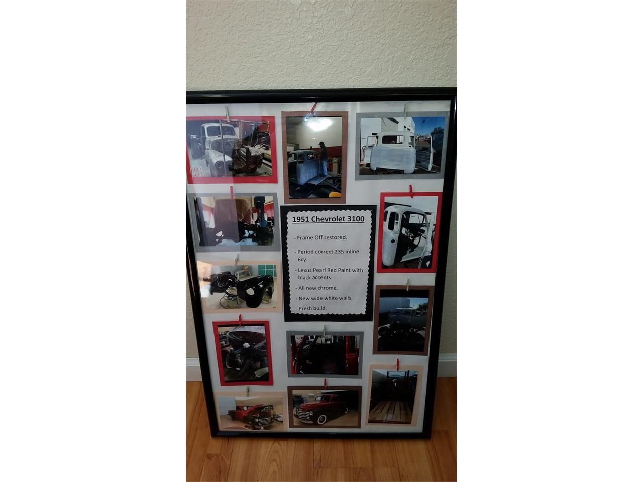 Large Picture of '51 Chevrolet 3100 - $47,995.00 - GLQB
