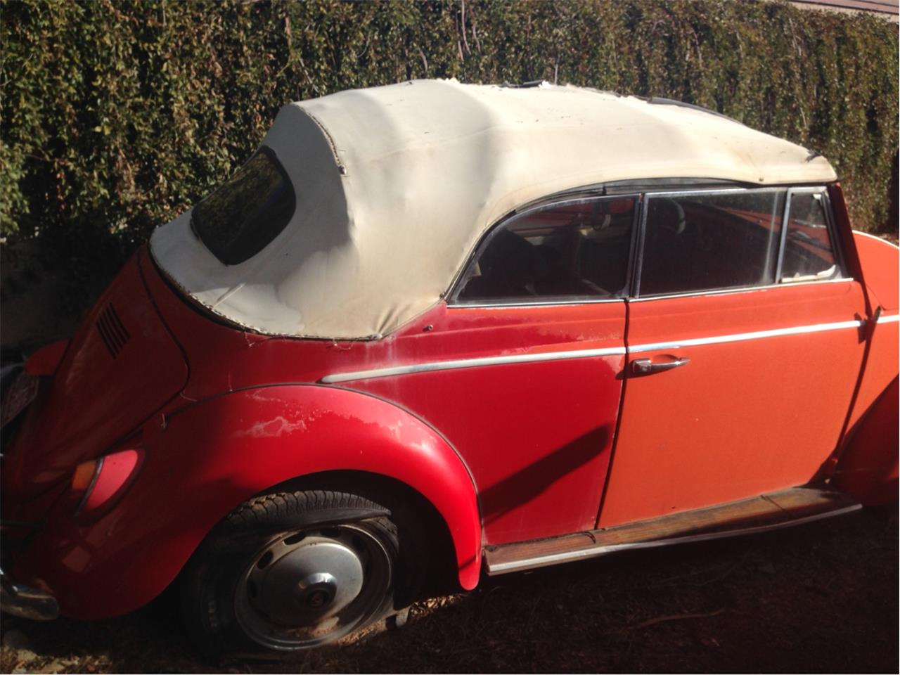 Large Picture of Classic '63 Volkswagen Convertible - $10,000.00 Offered by a Private Seller - GLQW