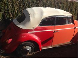 Picture of Classic '63 Volkswagen Convertible - $10,000.00 Offered by a Private Seller - GLQW