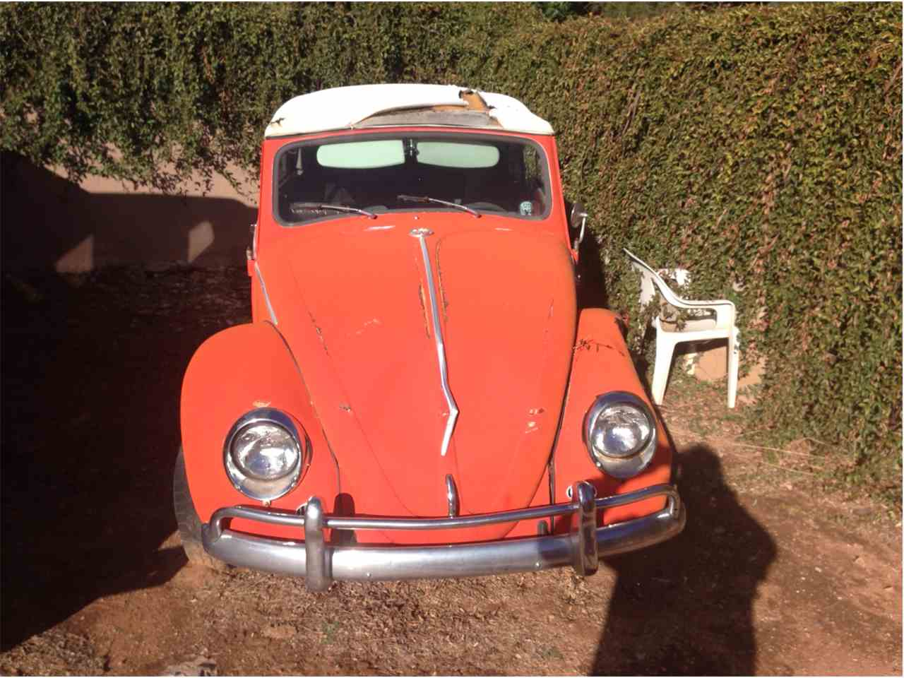 Large Picture of Classic '63 Volkswagen Convertible - $10,000.00 - GLQW
