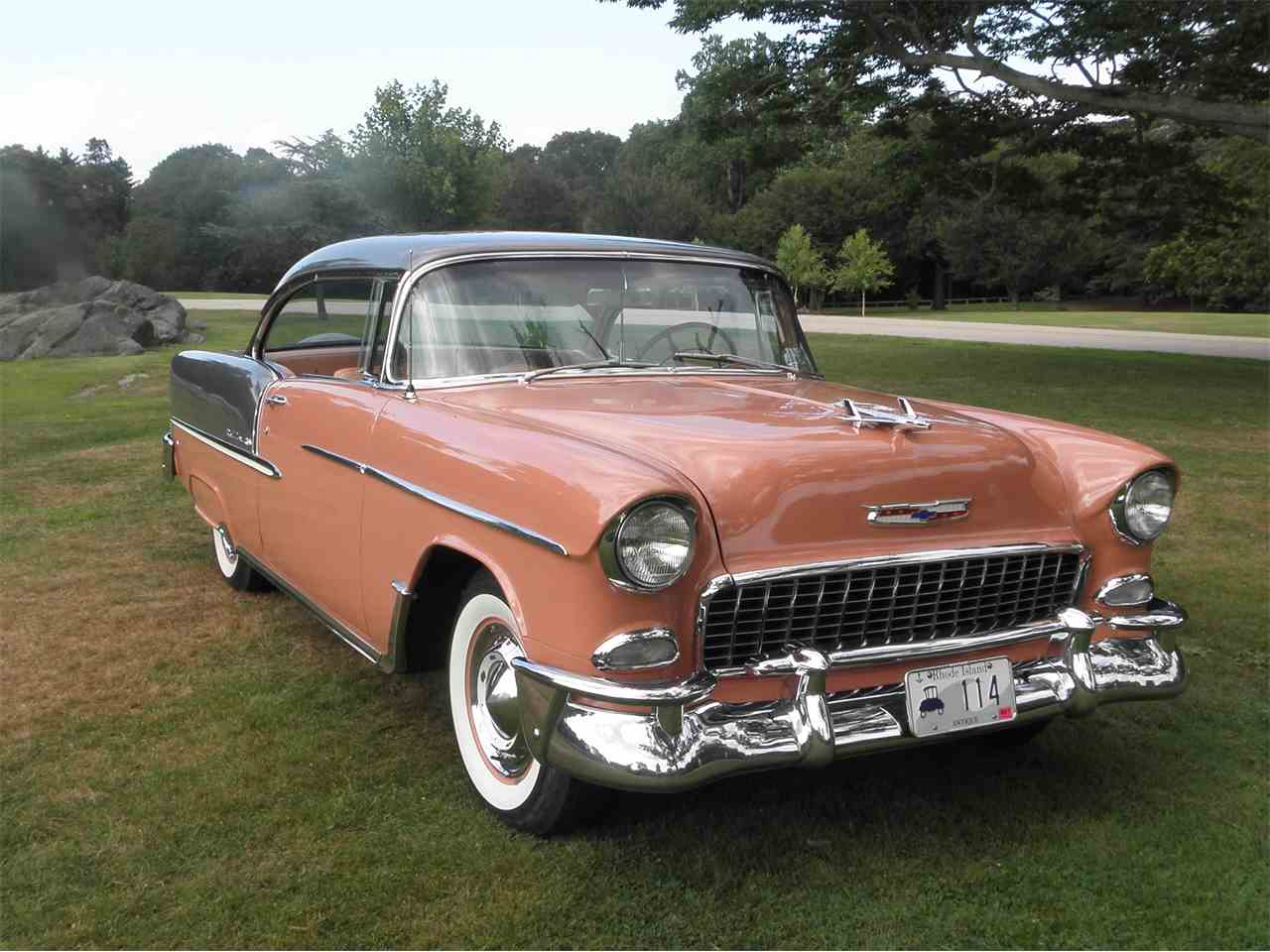 1955 Chevrolet Bel Air for Sale | ClicCars.com | CC-774700