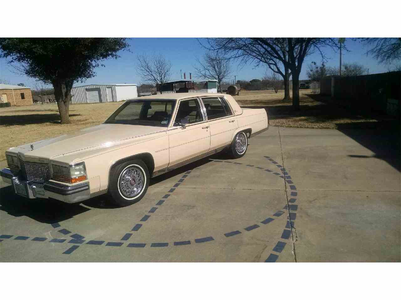 Large Picture of '88 Brougham - GLSF