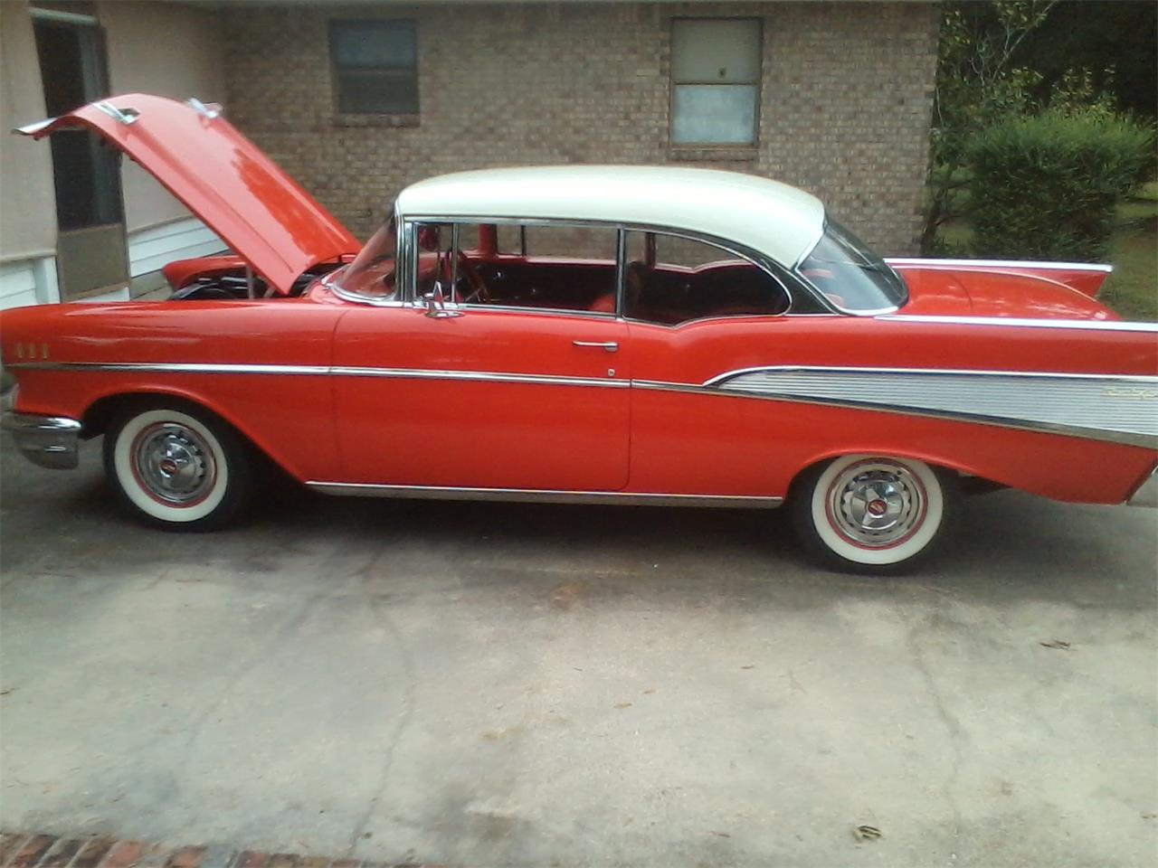 Large Picture of '57 Bel Air - GLSM