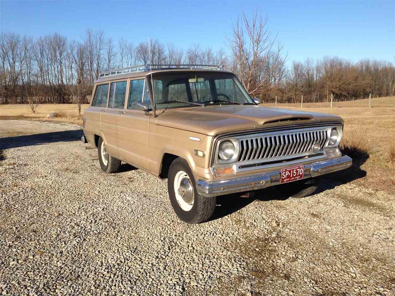1969 jeep wagoneer for sale cc 774753. Black Bedroom Furniture Sets. Home Design Ideas