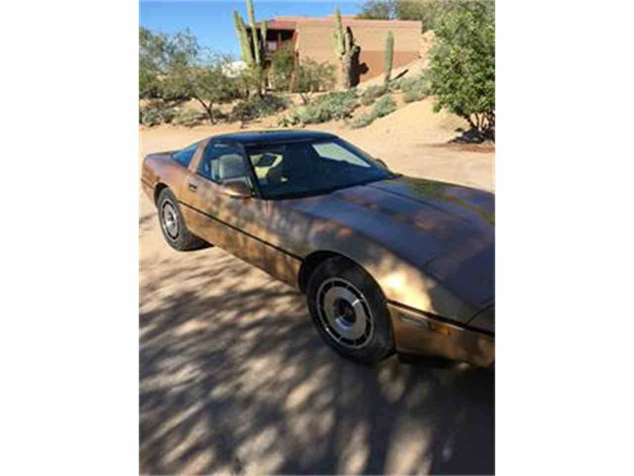 Large Picture of '84 Corvette - GLT5