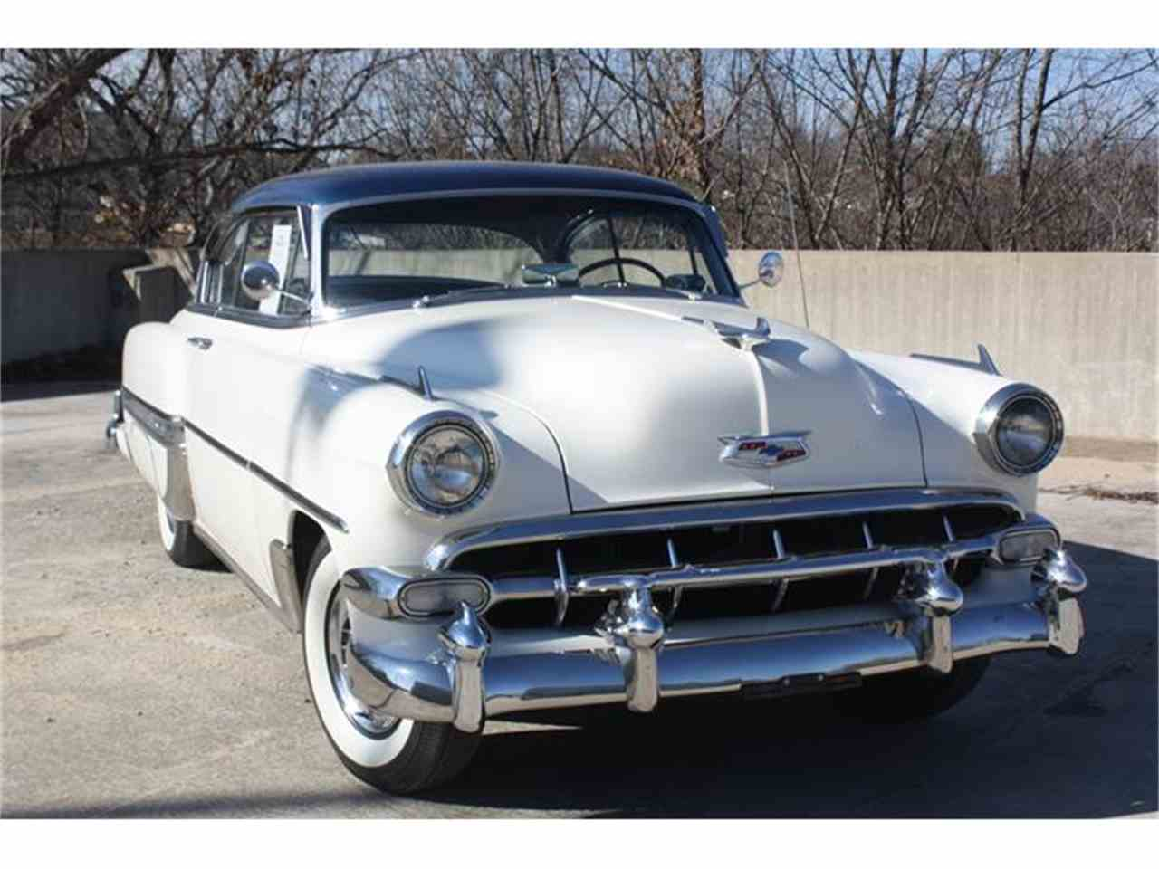 Large Picture of 1954 Chevrolet Bel Air - $38,923.00 Offered by Branson Auto & Farm Museum - GLY0