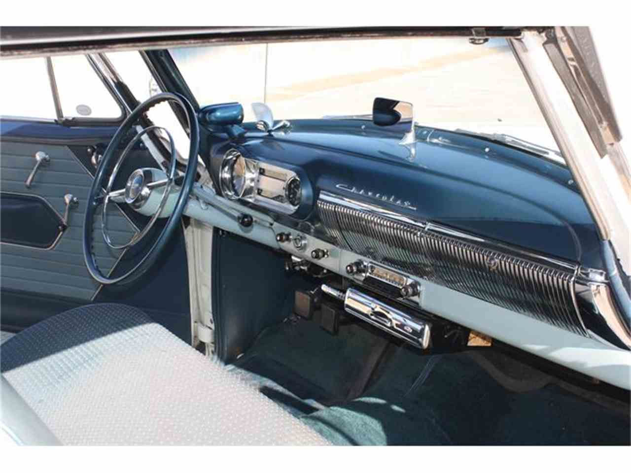 Large Picture of 1954 Bel Air located in Branson Missouri - $38,923.00 Offered by Branson Auto & Farm Museum - GLY0