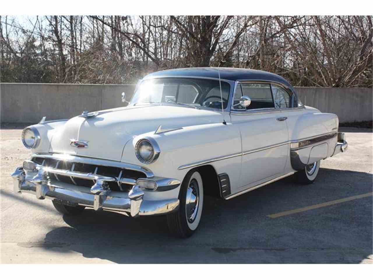 Large Picture of Classic '54 Bel Air located in Missouri - $38,923.00 - GLY0