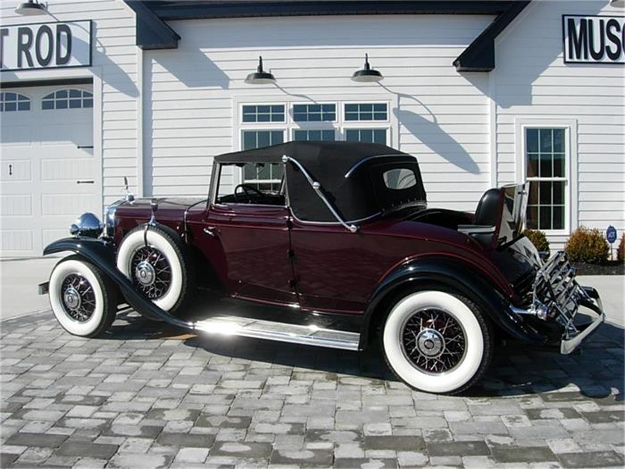 Large Picture of 1931 Cadillac 355 - $150,000.00 - GM0W
