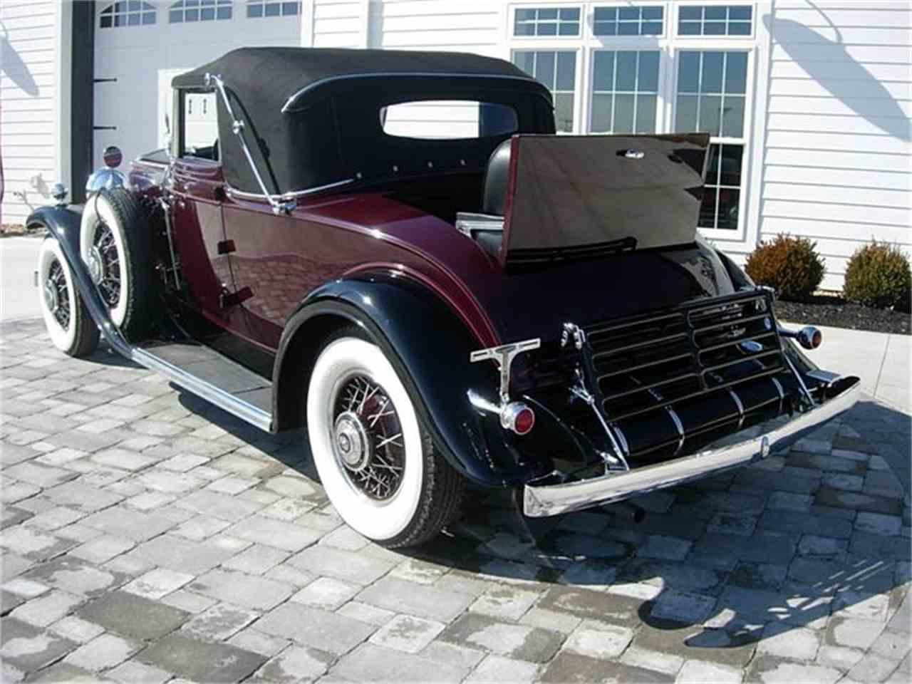 Cadillac Std C on 1931 Cadillac V8 Engine