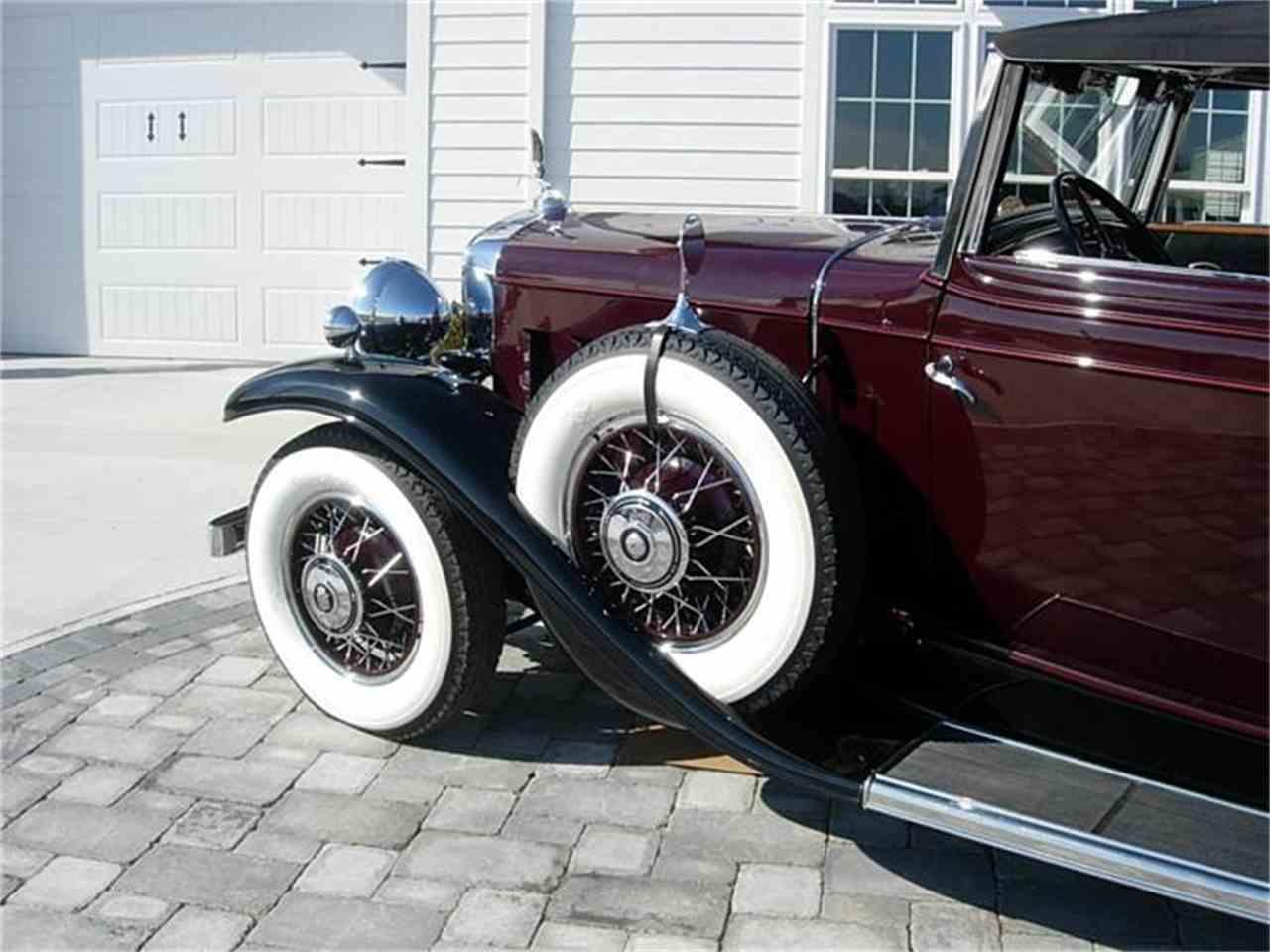 Newark Cadillac Tires >> 1931 Cadillac 355 for Sale   ClassicCars.com   CC-775040