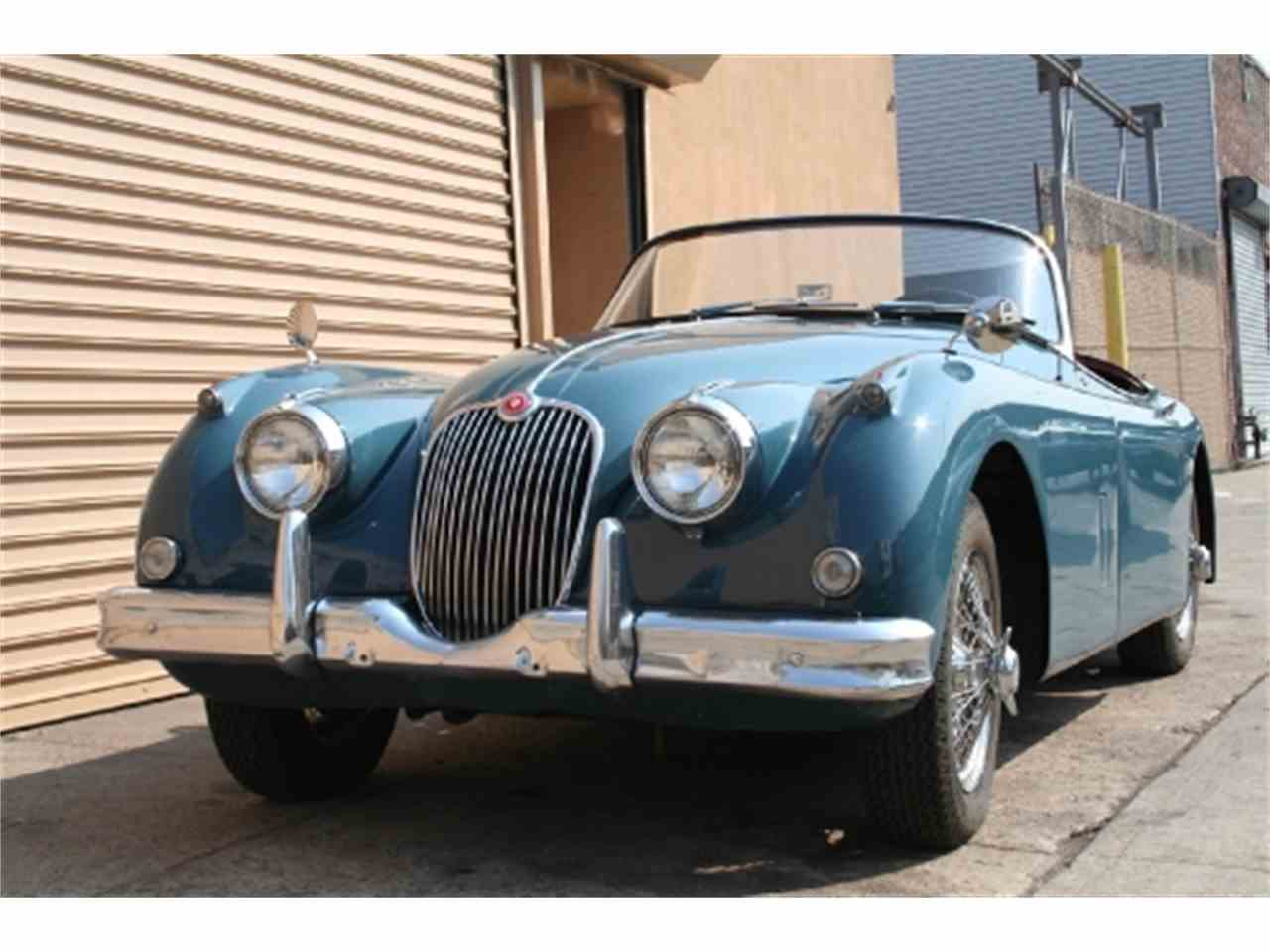 Large Picture of '59 XK150 - GIIX