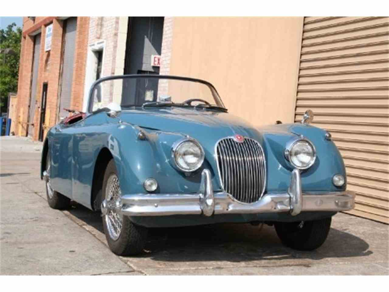 Large Picture of Classic '59 XK150 Offered by Gullwing Motor Cars - GIIX