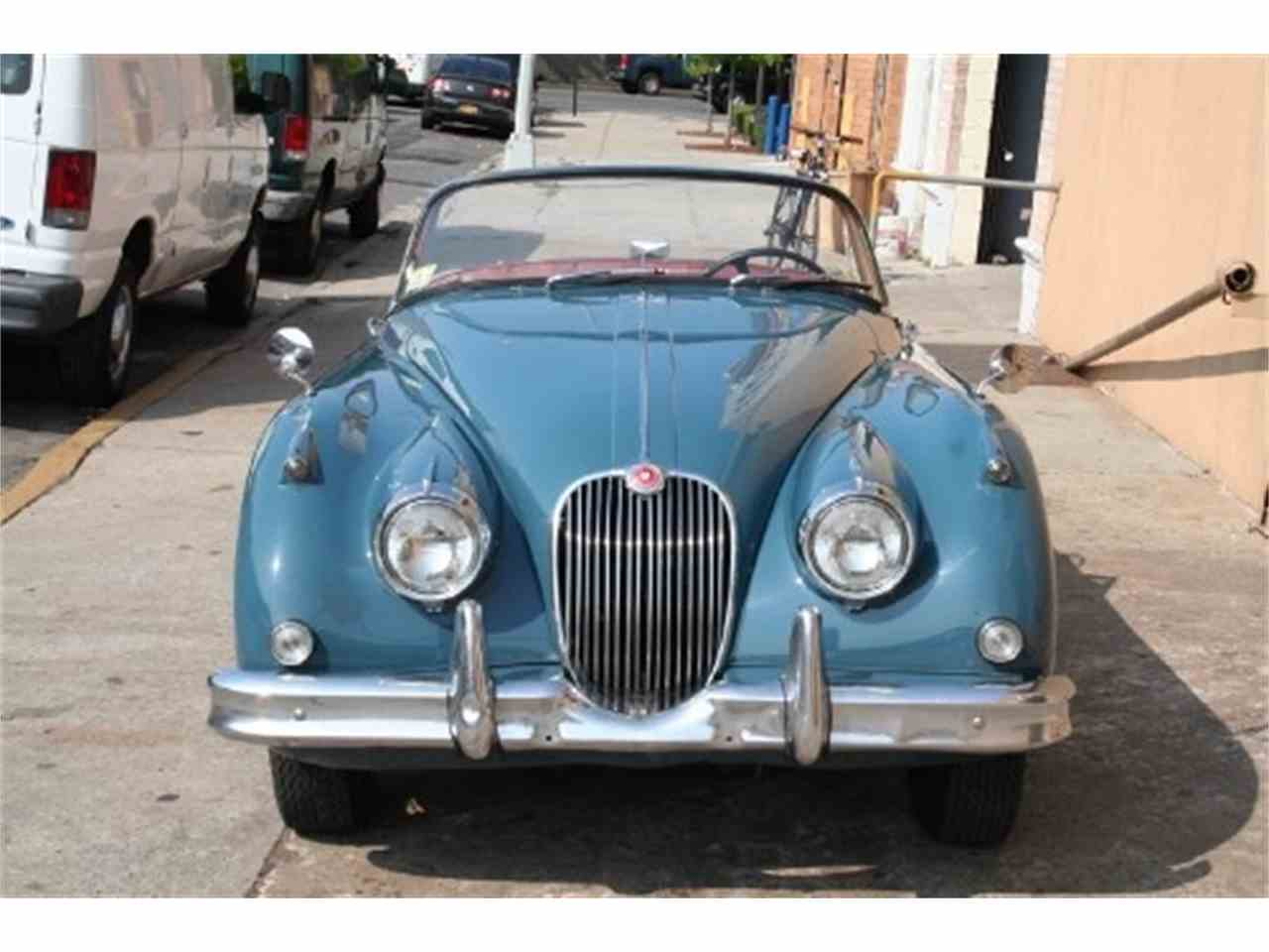 Large Picture of '59 XK150 located in Astoria New York - $139,500.00 Offered by Gullwing Motor Cars - GIIX