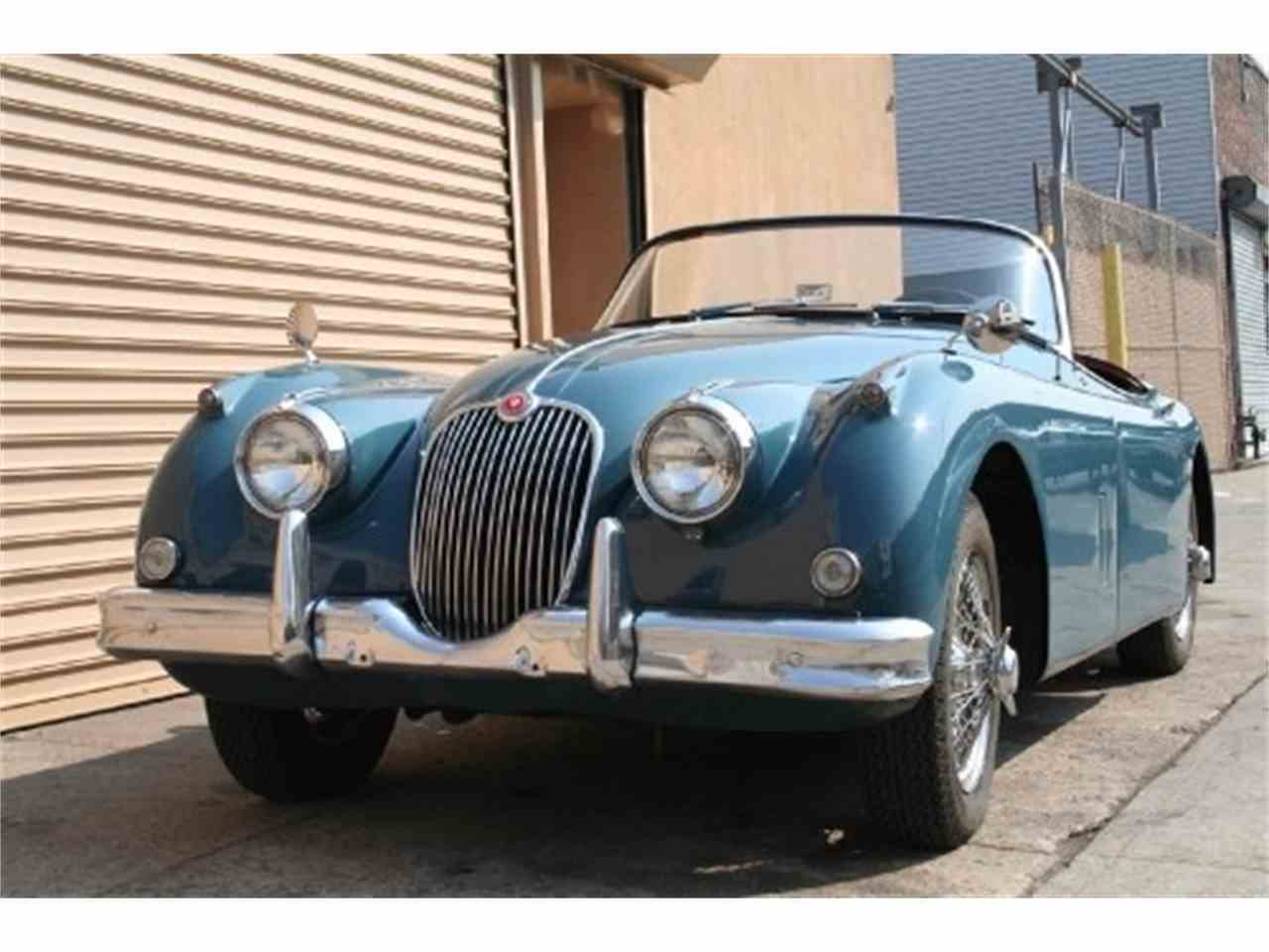 Large Picture of '59 Jaguar XK150 located in New York - GIIX