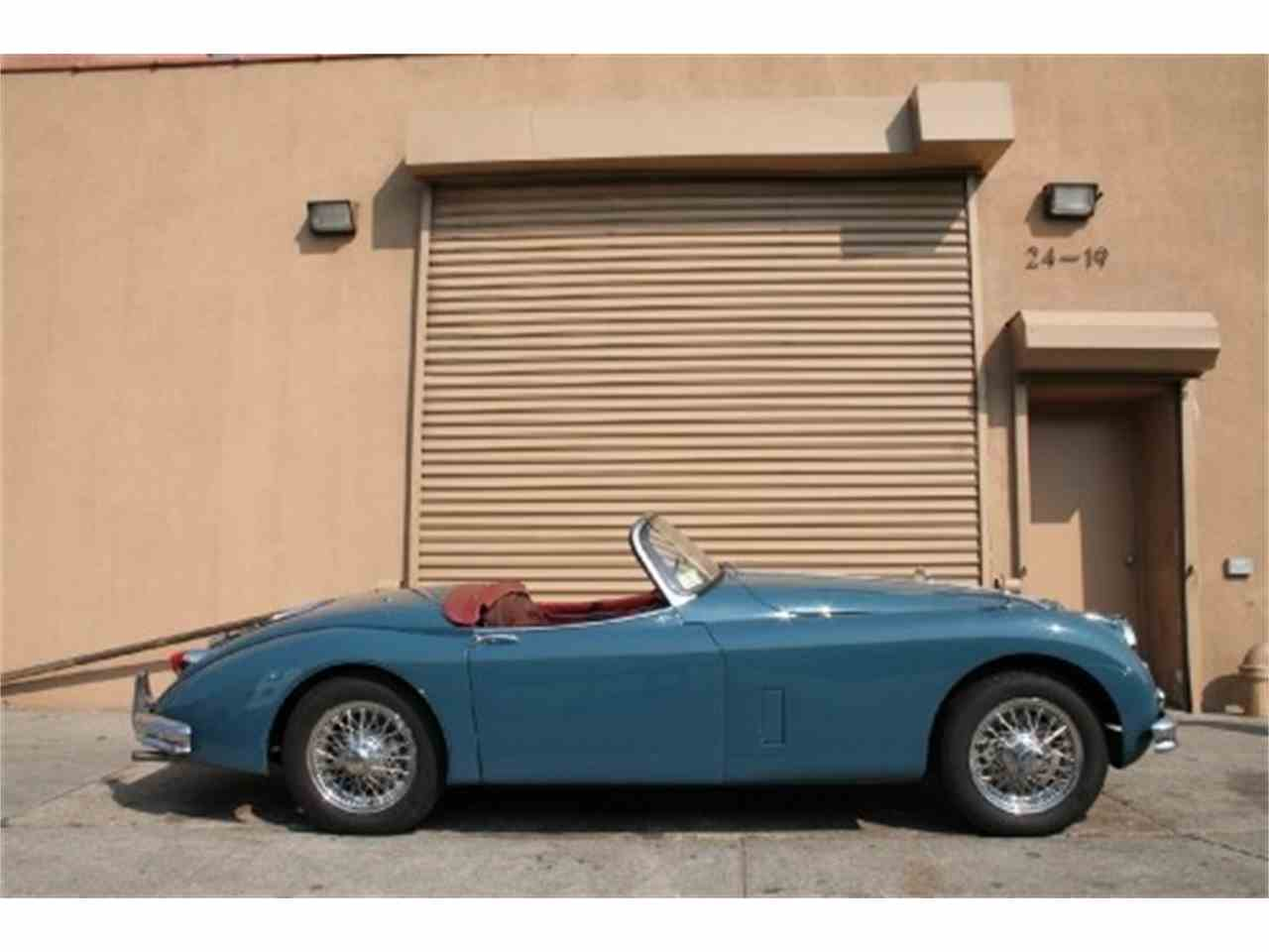 Large Picture of Classic 1959 XK150 located in Astoria New York - $139,500.00 Offered by Gullwing Motor Cars - GIIX