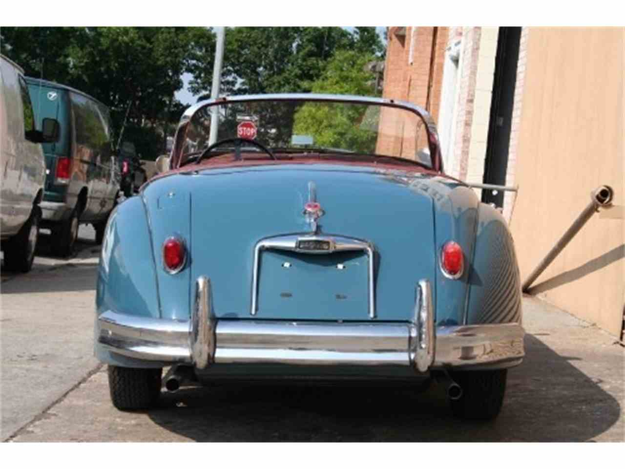 Large Picture of Classic 1959 Jaguar XK150 located in New York - GIIX
