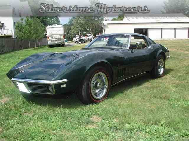 Picture of '68 Corvette - GM5O