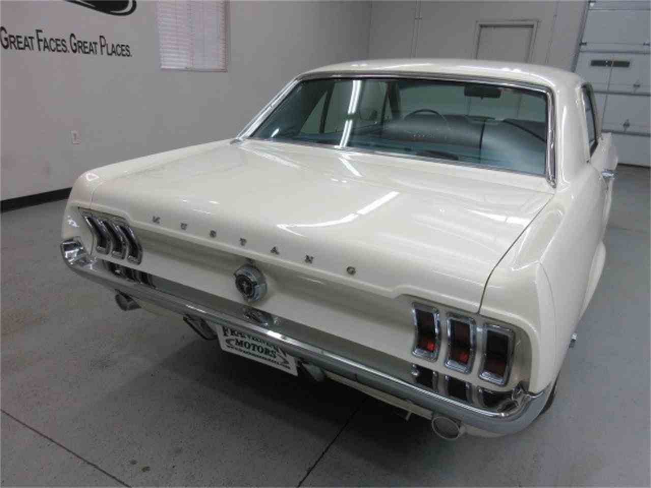 Large Picture of '67 Mustang Offered by Frankman Motor Company - GM8X