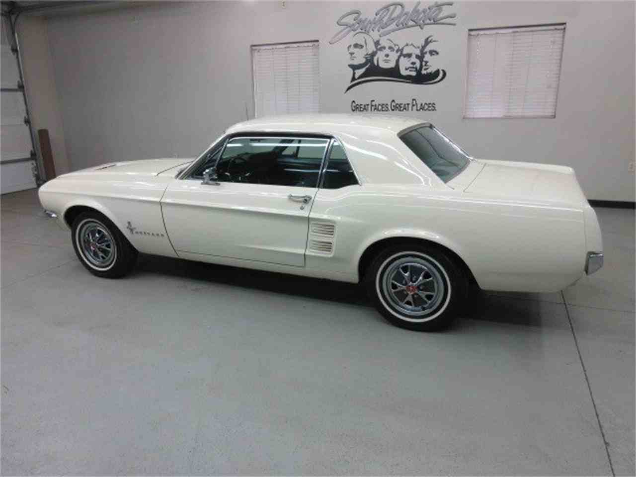 Large Picture of Classic 1967 Ford Mustang Offered by Frankman Motor Company - GM8X