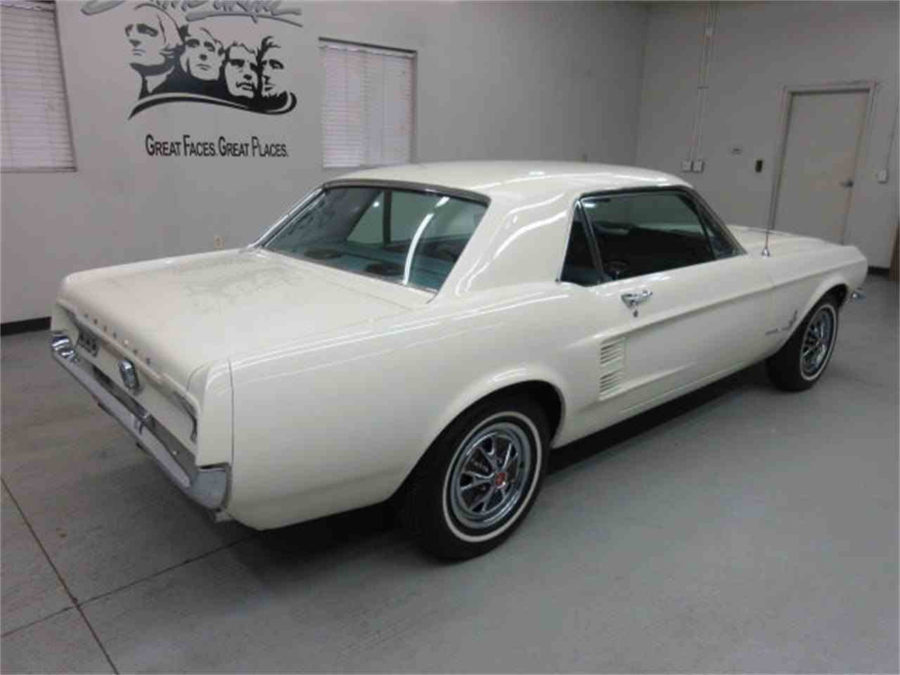 Large Picture of 1967 Ford Mustang - $26,975.00 - GM8X