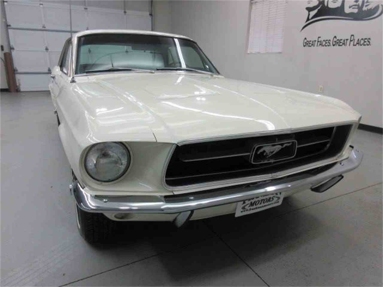 Large Picture of Classic '67 Ford Mustang located in Sioux Falls South Dakota - GM8X