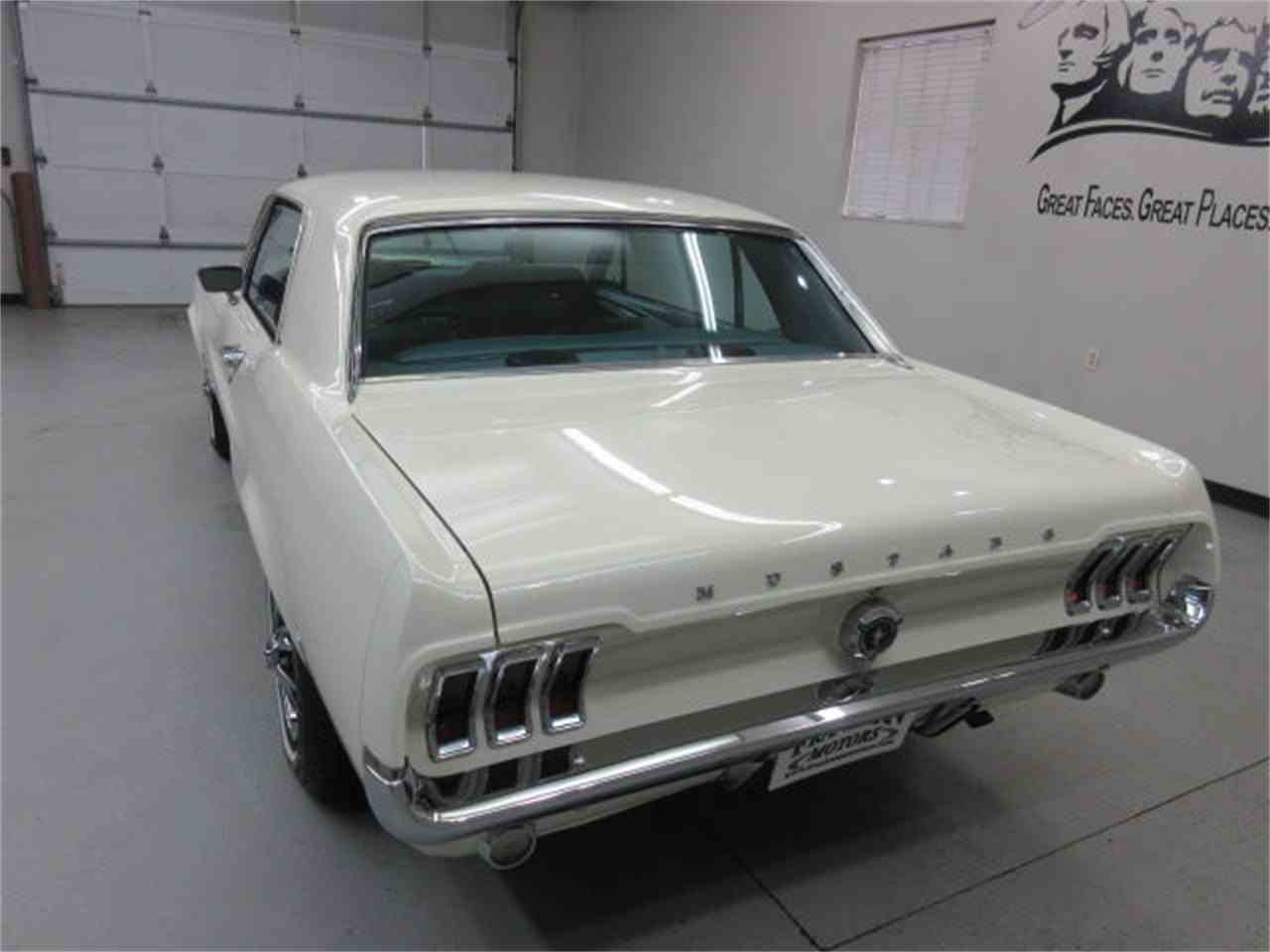 Large Picture of '67 Ford Mustang located in Sioux Falls South Dakota - $26,975.00 Offered by Frankman Motor Company - GM8X