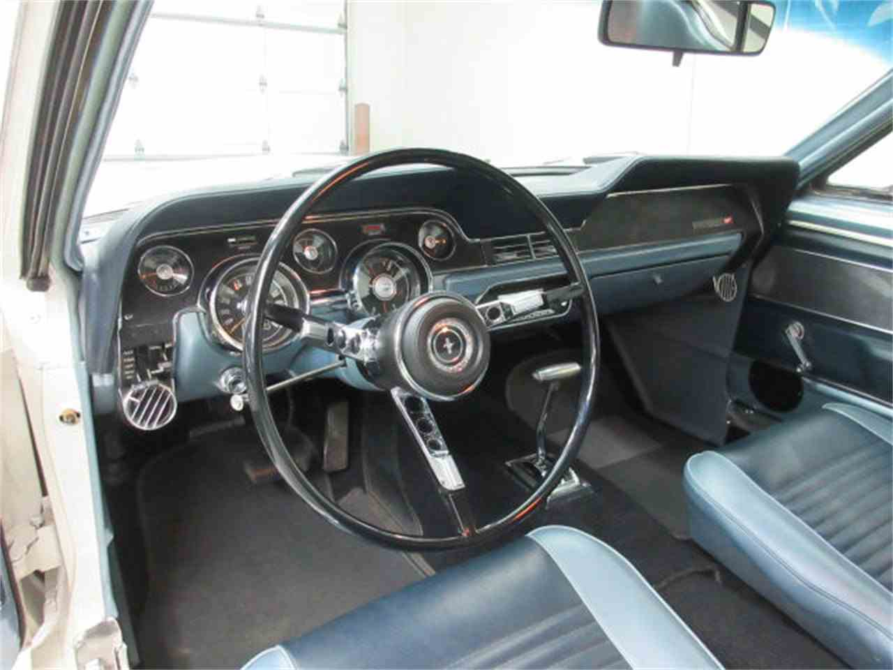 Large Picture of Classic 1967 Ford Mustang located in Sioux Falls South Dakota - GM8X