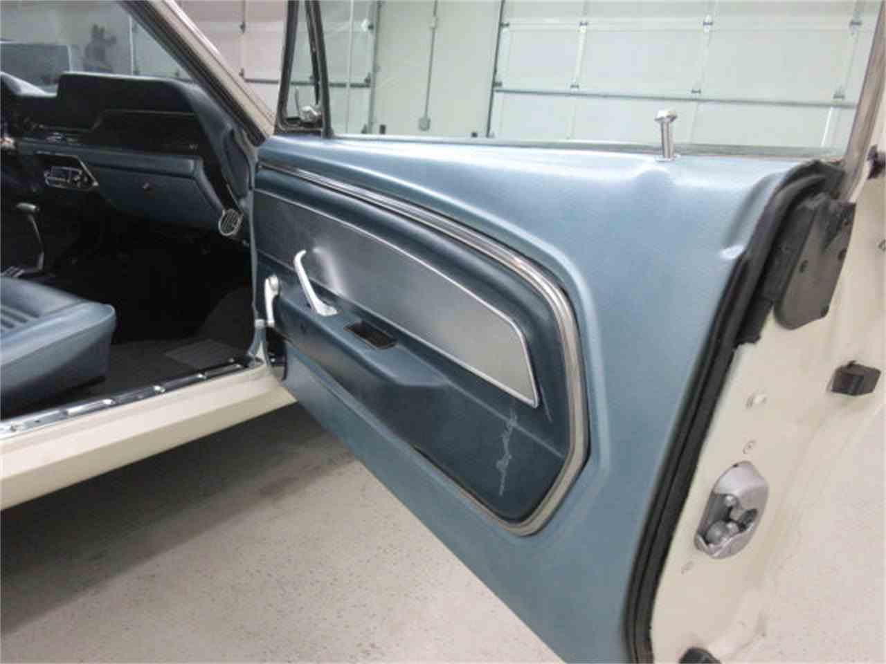 Large Picture of Classic 1967 Mustang located in Sioux Falls South Dakota - $26,975.00 Offered by Frankman Motor Company - GM8X
