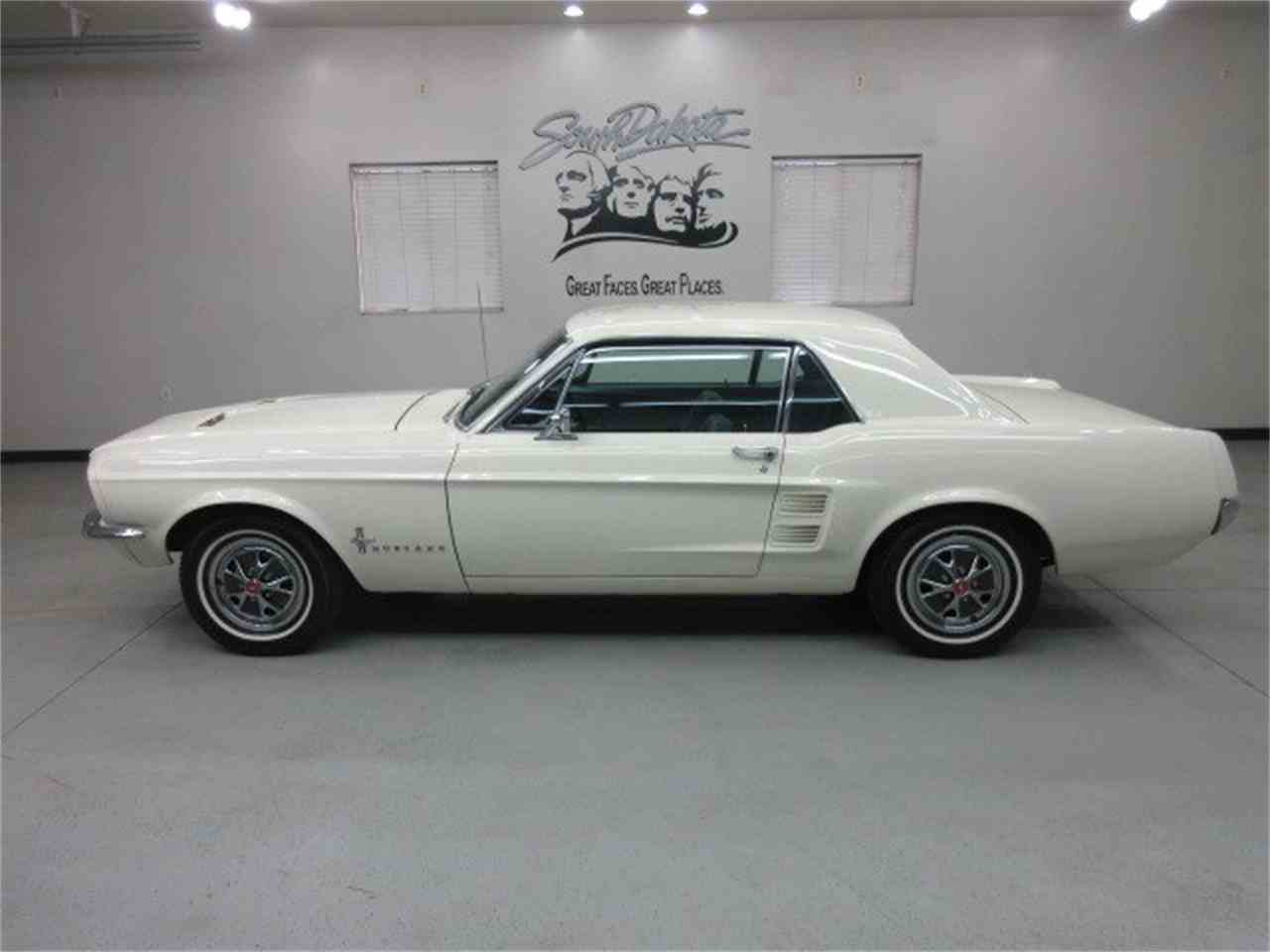 Large Picture of 1967 Ford Mustang Offered by Frankman Motor Company - GM8X