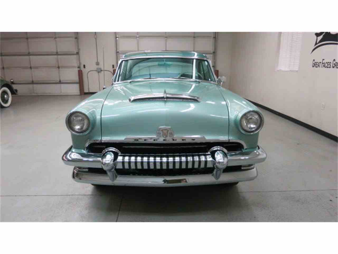 Large Picture of '54 Mercury Monterey located in South Dakota Offered by Frankman Motor Company - GMAK