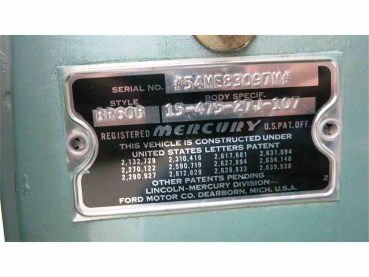 Large Picture of Classic '54 Mercury Monterey - $26,975.00 Offered by Frankman Motor Company - GMAK