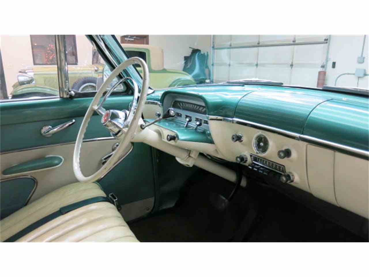 Large Picture of Classic '54 Mercury Monterey located in Sioux Falls South Dakota Offered by Frankman Motor Company - GMAK
