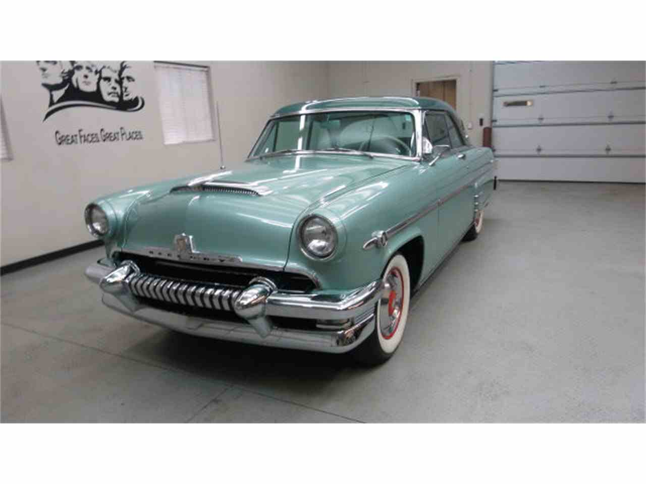 Large Picture of Classic 1954 Mercury Monterey - $26,975.00 Offered by Frankman Motor Company - GMAK