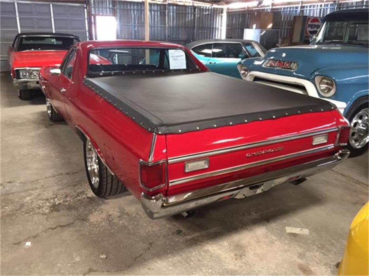 Large Picture of '71 Chevrolet El Camino - $18,750.00 - GI6E