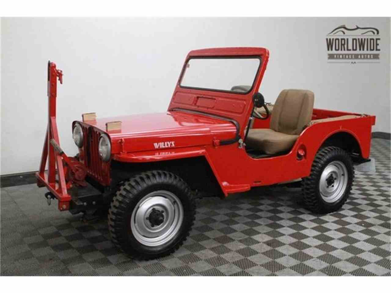 1946 Willys Jeep for Sale | ClicCars.com | CC-775436