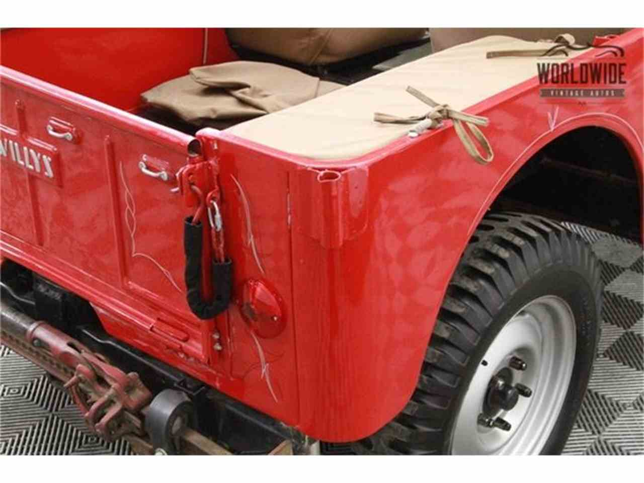 1946 Willys Jeep for Sale | ClassicCars.com | CC-775436