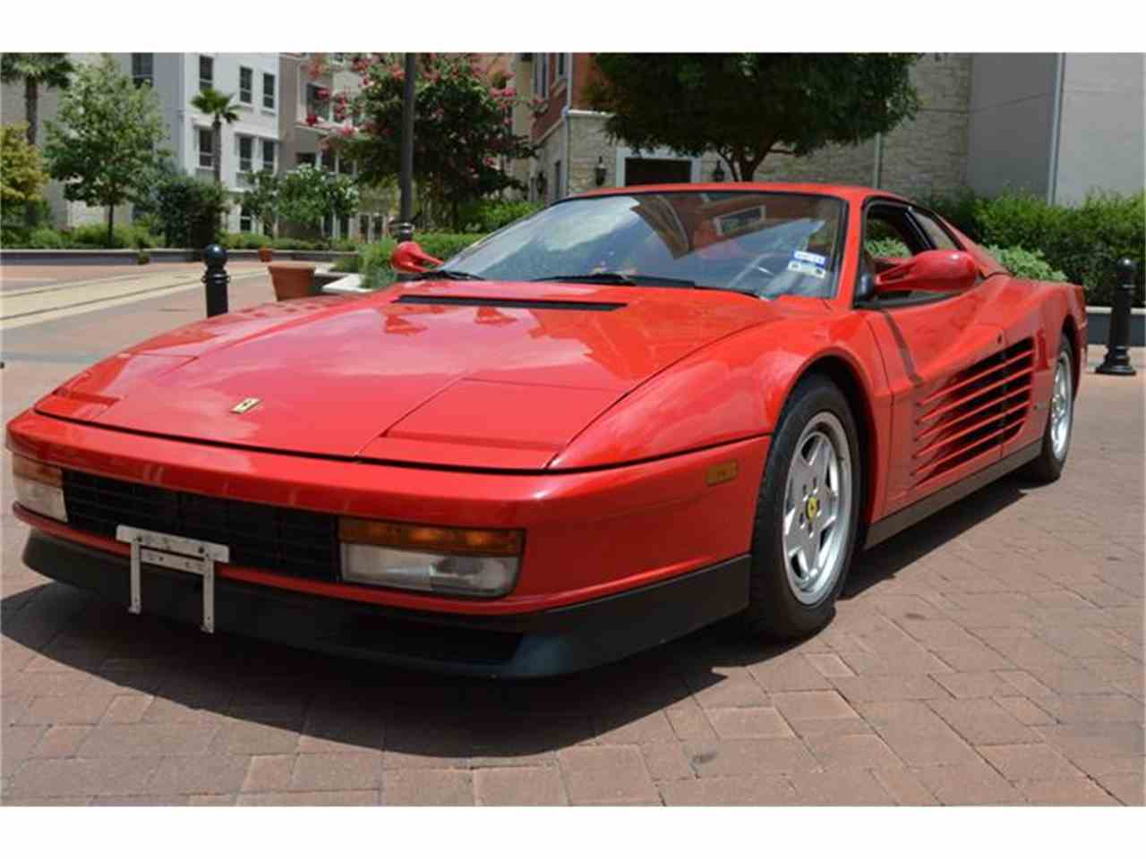 Large Picture of '90 Testarossa - GMC4