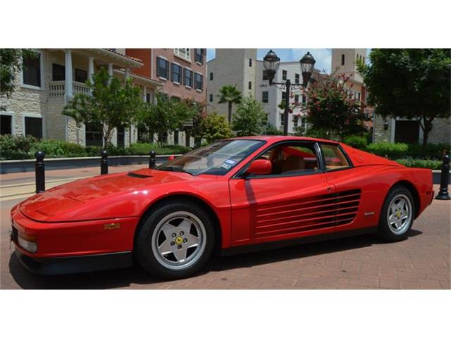 Picture of 1990 Testarossa Auction Vehicle Offered by  - GMC4