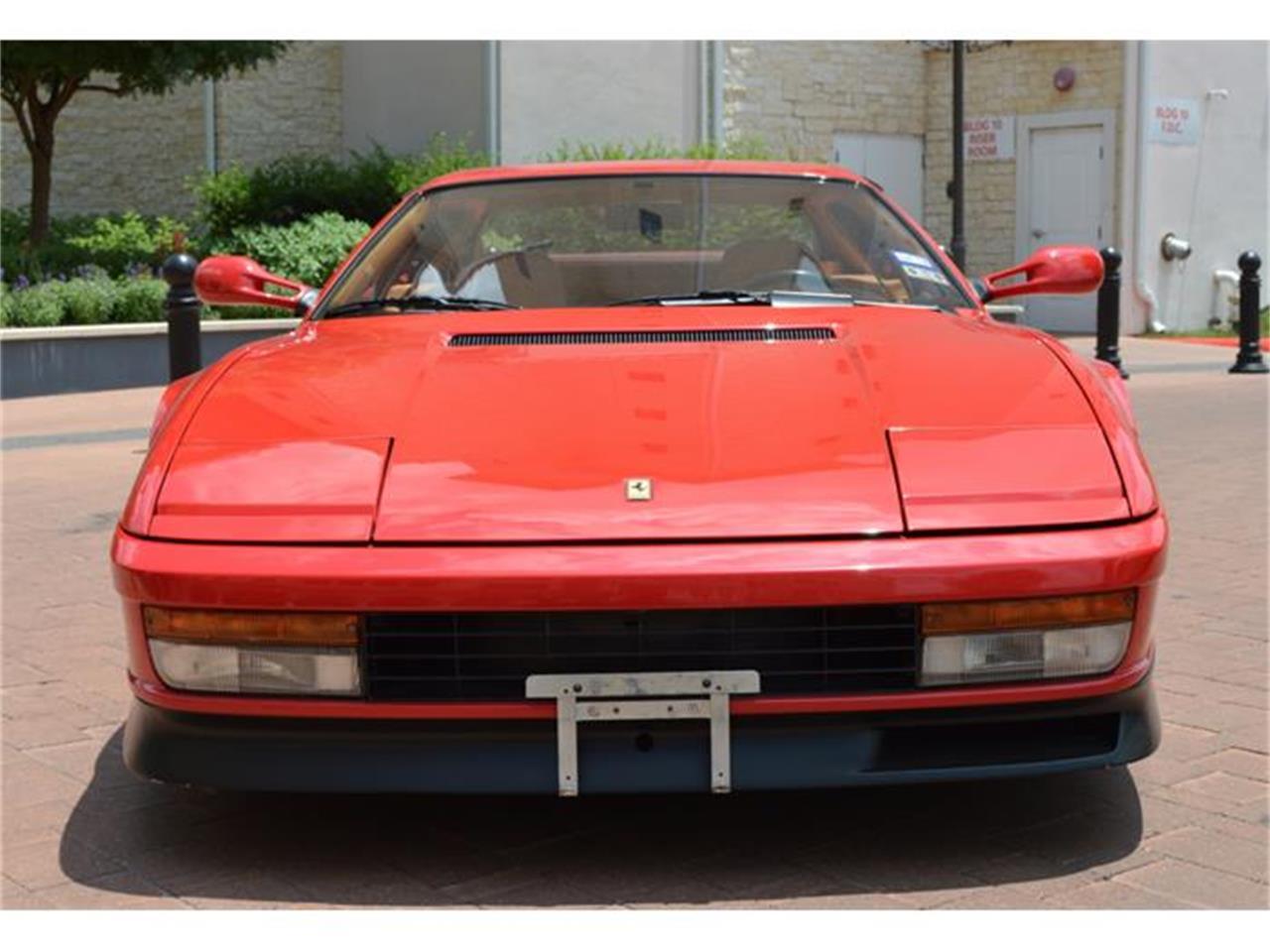 Large Picture of 1990 Ferrari Testarossa Auction Vehicle - GMC4