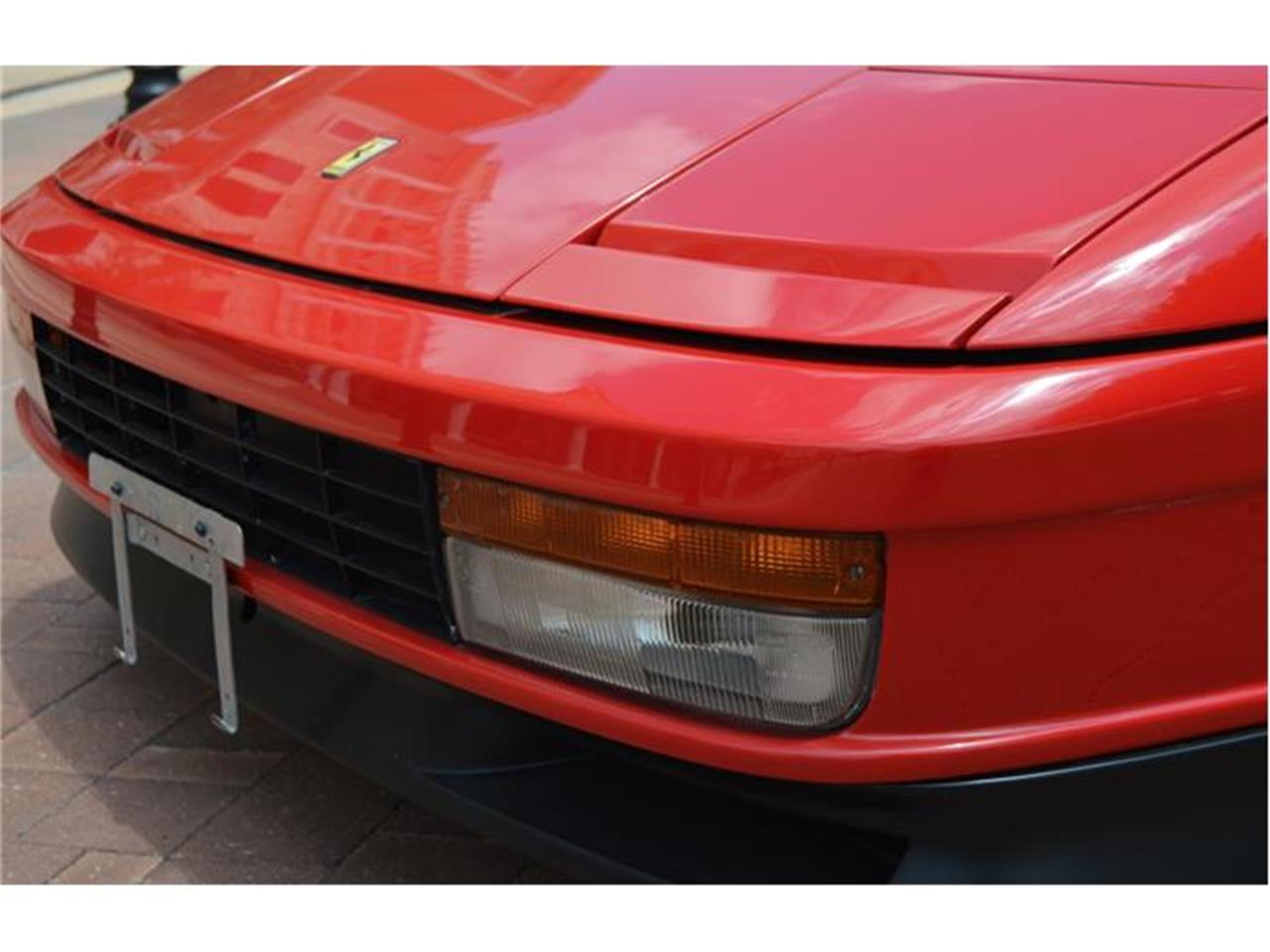 Large Picture of '90 Testarossa located in San Antonio Texas Auction Vehicle Offered by LT Car Holding - GMC4
