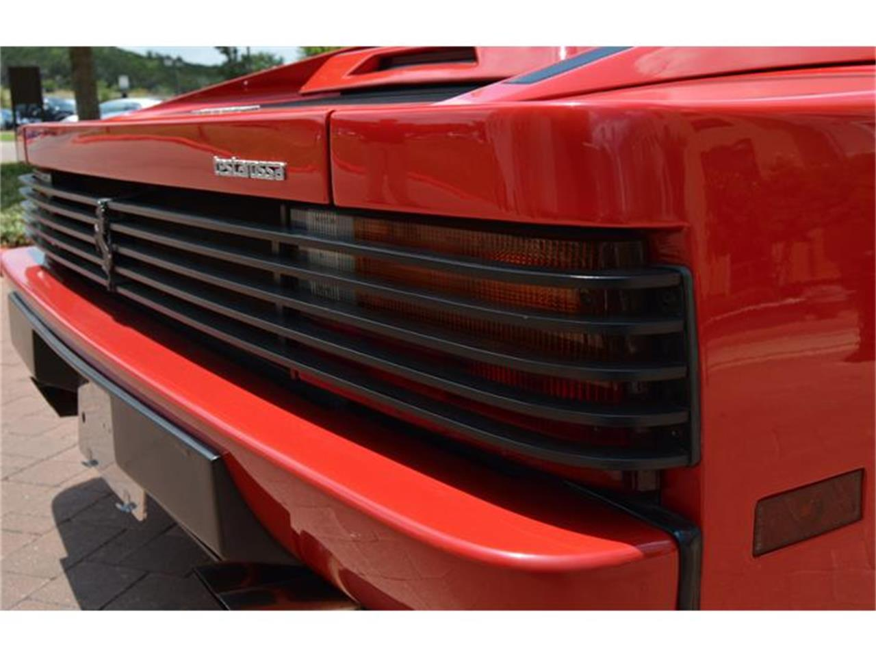 Large Picture of 1990 Ferrari Testarossa located in Texas Auction Vehicle Offered by LT Car Holding - GMC4