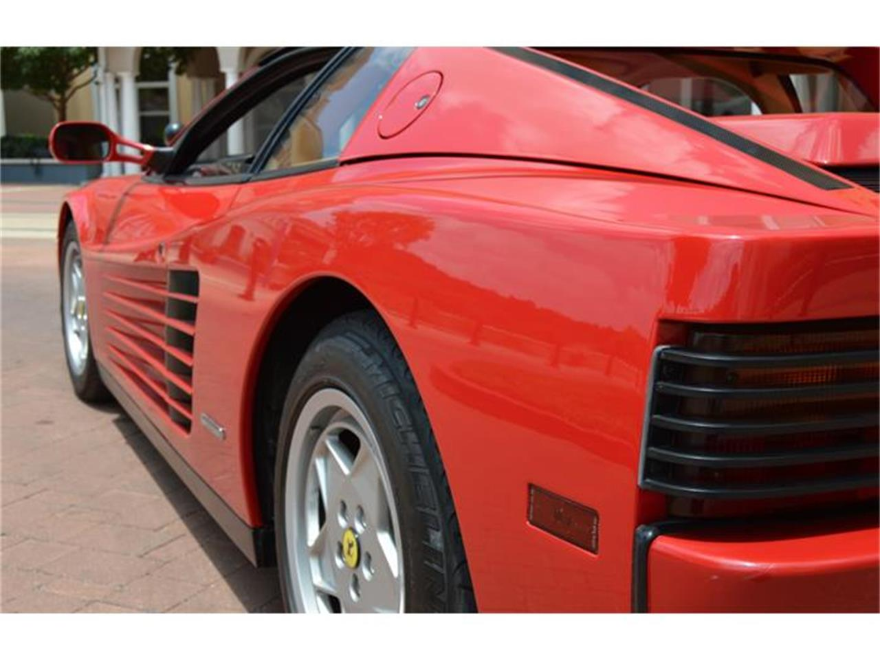 Large Picture of 1990 Ferrari Testarossa located in Texas Offered by LT Car Holding - GMC4
