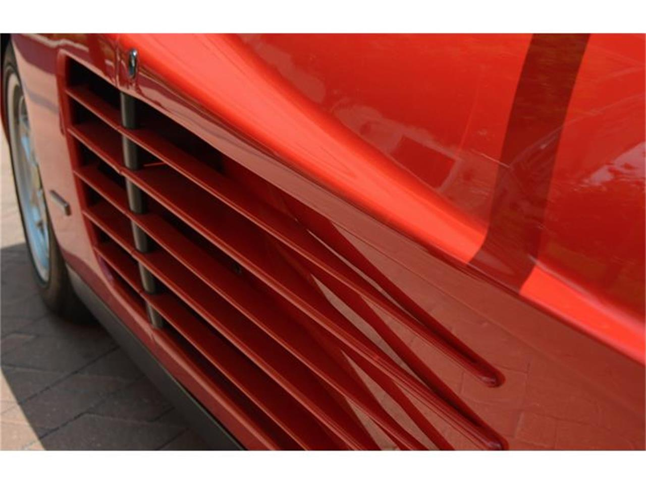 Large Picture of '90 Ferrari Testarossa Auction Vehicle Offered by LT Car Holding - GMC4