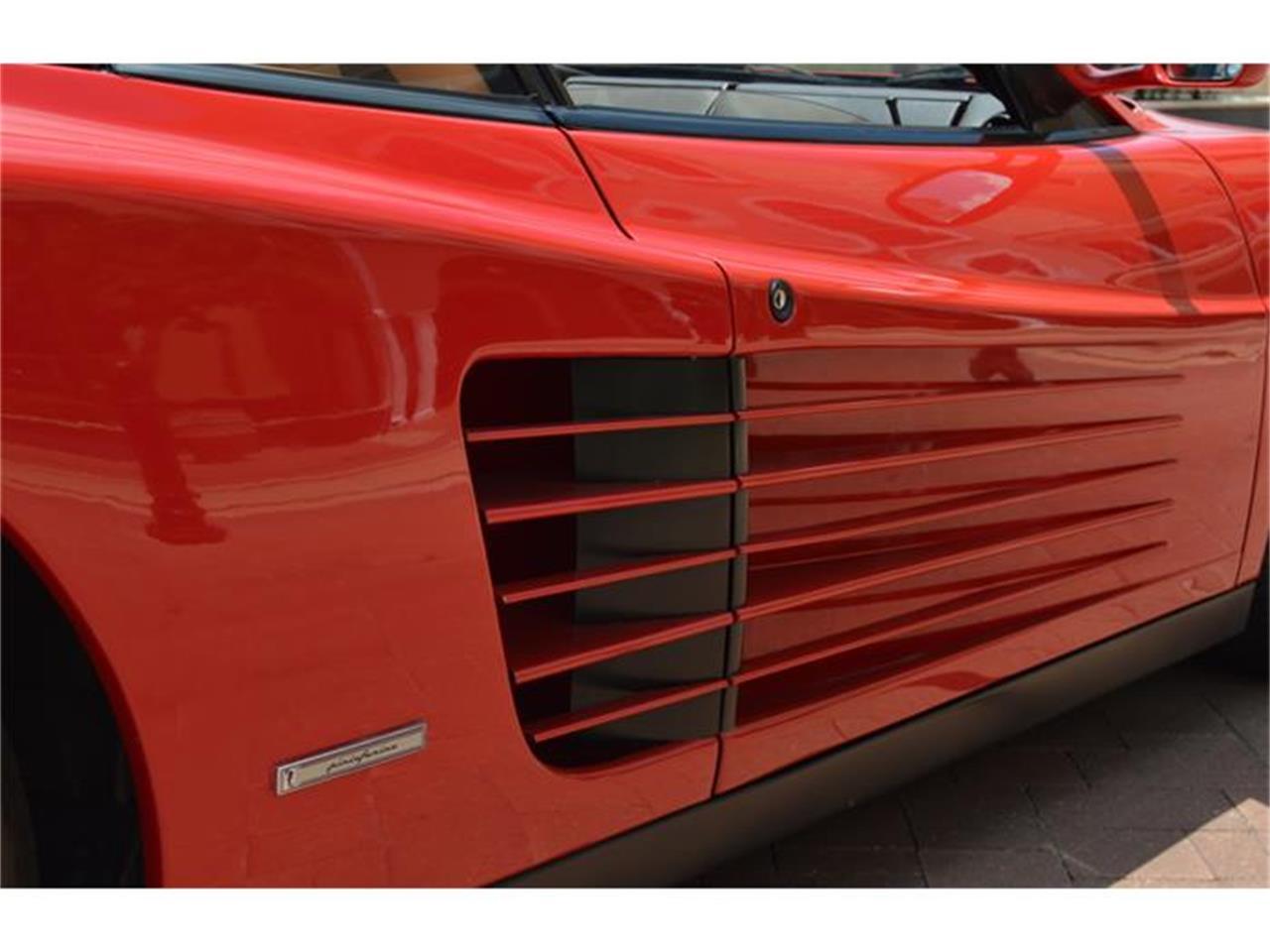 Large Picture of 1990 Ferrari Testarossa located in Texas Auction Vehicle - GMC4