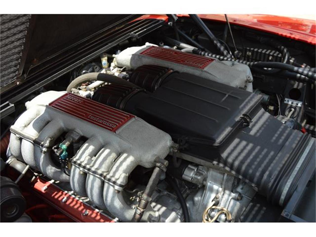 Large Picture of '90 Testarossa - GMC4