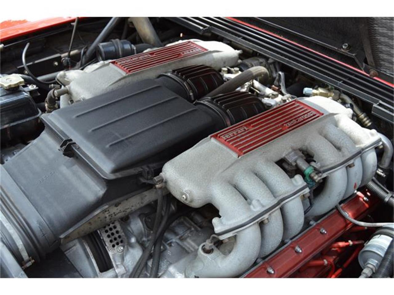 Large Picture of '90 Ferrari Testarossa located in Texas Auction Vehicle - GMC4