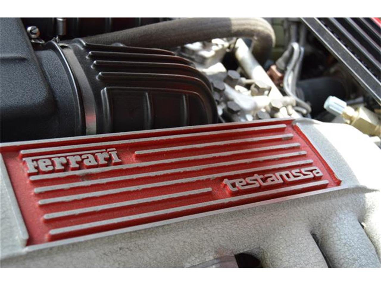Large Picture of 1990 Testarossa Auction Vehicle - GMC4