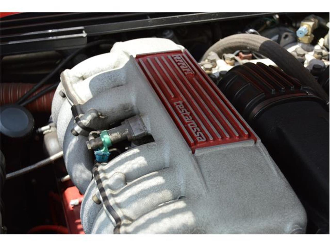 Large Picture of '90 Testarossa located in Texas Auction Vehicle Offered by LT Car Holding - GMC4